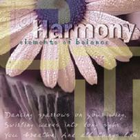 Harmony is a mid-tempo collection of inspired, soothing, melodic compositions by Stevan Pasero, Jean-Claude Bensimon, David Hubbard and Brian Withycomb - perfect for relaxing at home, driving in your car or an afternoon in the garden. Tracks: Butterfly Dance, Don't Let Your Dreams Get You Down, Pure Love, Caravane, Tides, Exotica, Alien Smile, Night of Angels, Reunion.